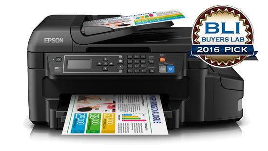 Epson L655 Wi-Fi-Duplex All-in-one Ink Tank Printer